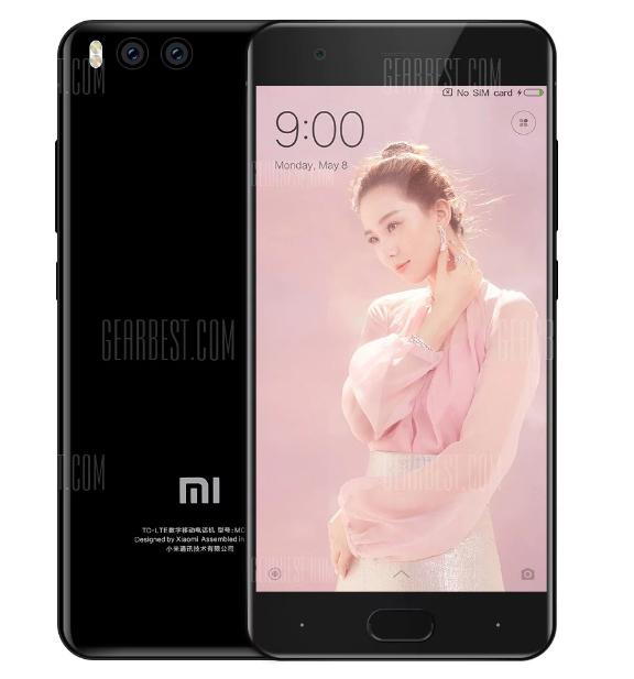 Xiaomi Mi 6 4G Smartphone (International version) 6GB RAM 64GB ROM voor €323,50 @ Gearbest