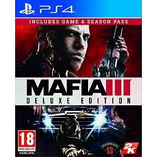 Mafia III Deluxe Edition PS4 voor €21,94 @ Game Outlet