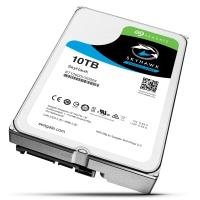"€264,22 Seagate SkyHawk 3.5"" 10000GB SATA III interne harde schijf bij maxict.nl"