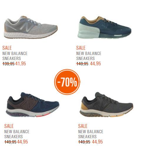 Diverse New Balance sneakers -70% @ Omoda