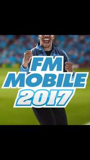 Football Manager Mobile 2017(Android & IOS) nu afgeprijsd naar €2,99