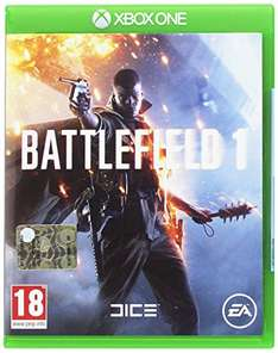 Battlefield 1 (Xbox One) voor €18,72 @ Amazon.fr