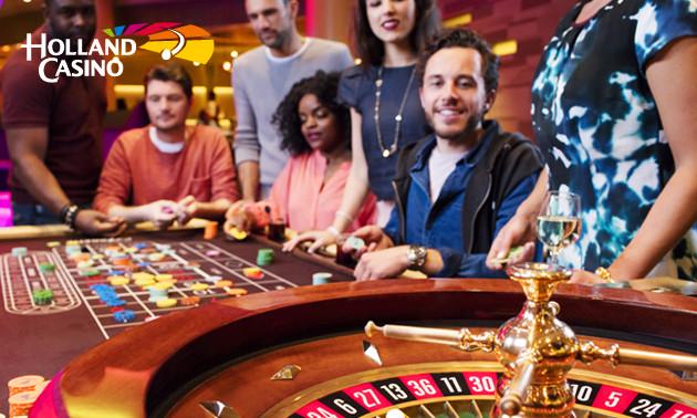 Gratis geld! Entree + €10 tegoed + bitterballen + drankje in Holland Casino Nijmegen voor €8,50 @ SocialDeal