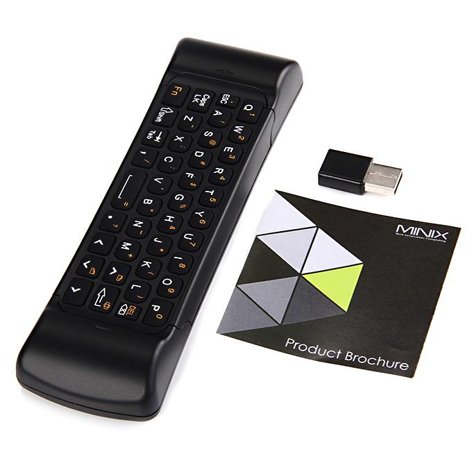 Minix A2 lite airmouse afstandsbediening voor €17,34 @ Geekbuying