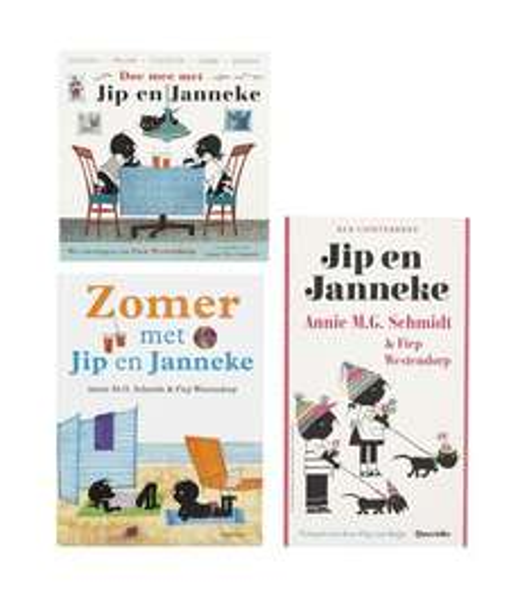 2 Jip en Janneke zomerpakketen voor €10,00 ipv €30 @ Hema