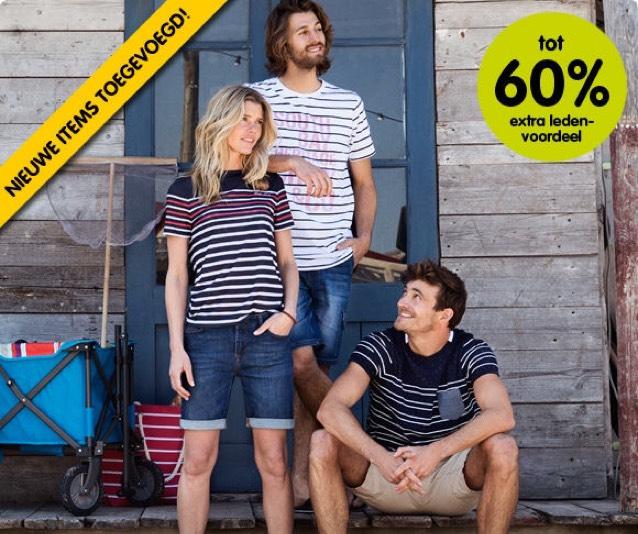 Shop met hoge korting kleding @ Webshop ANWB ( tot 60% en op = op)