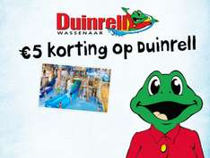 € 5 korting op een dagje Duinrell - Let op: alleen voor La Place Extra members