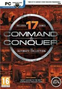 Command and Conquer: The Ultimate Edition PC voor €3,22 @ CDKeys