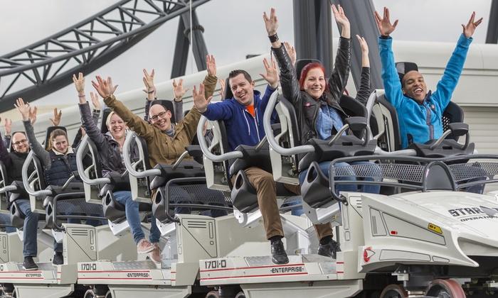 [UPDATE] Movie Park Germany tickets voor €15 na code @ Groupon.de