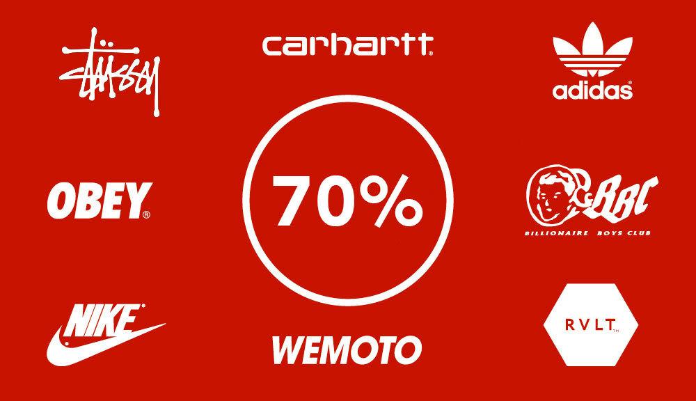 Vandaag 70% korting op alles in sale @ FreshCotton