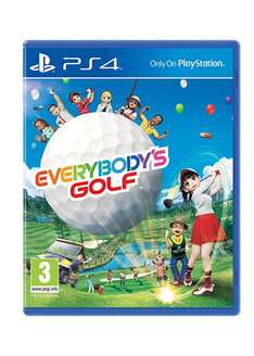 Everybody's Golf inc Pre-order DLC (PS4) voor €28,66 @ Base