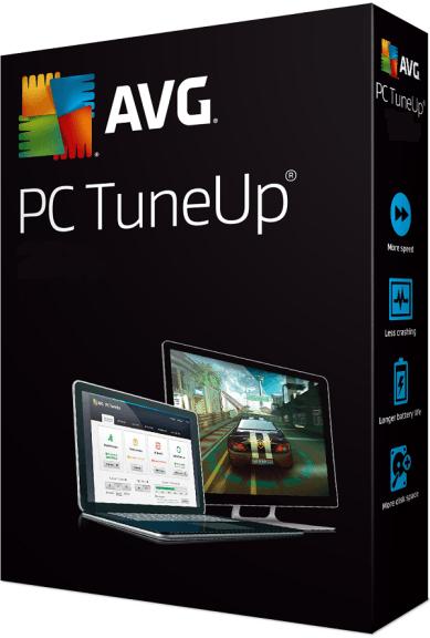 AVG PC TuneUp[for PC] 1jaar gratis