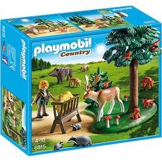 Playmobil Voederplaats voor bosdieren - 6815 voor €15,94 @ Alternate