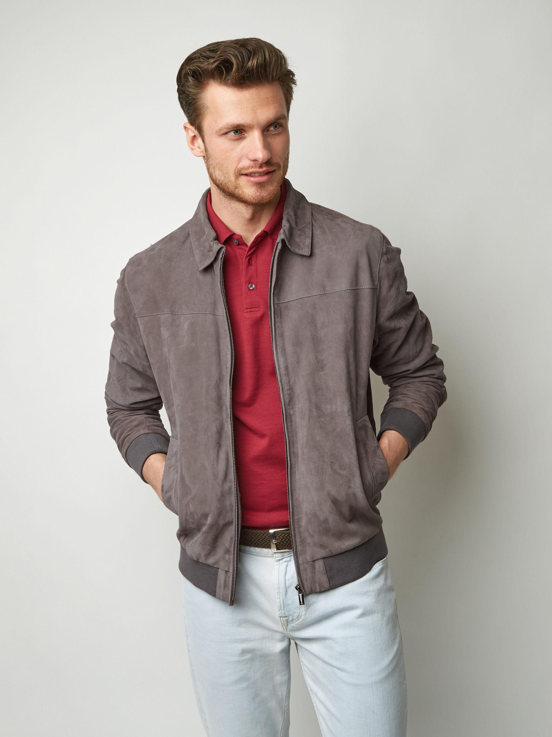 McGregor Luras Malcom leren jas voor €79,90 @ Bos Men Shop