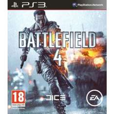 Battlefield 4 (PS3) game voor €15,13 @ TheGameCollection