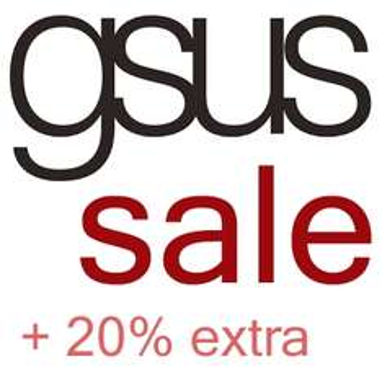 Sale tot -70 + 20% extra korting (min 3 items) @ Gsus