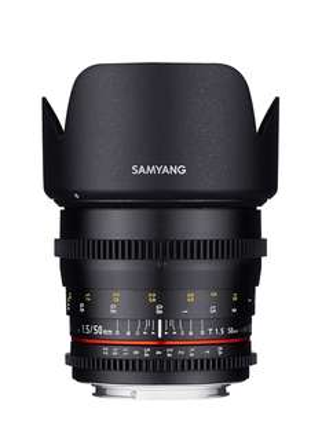 Samyang Optics 50mm T1.5 AS UMC Pentax K voor €299 @ Art & Craft