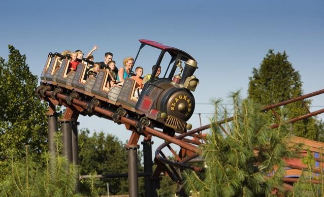 Attractie & Vakantiepark Slagharen @ Groupon