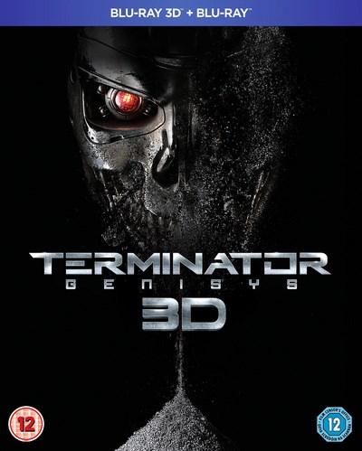 Terminator Genisys 3D en 2D BluRay à €6,07