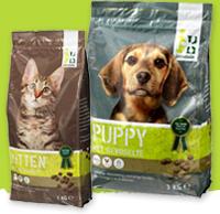 Gratis zak puppy-/kittenvoer @ Intratuin