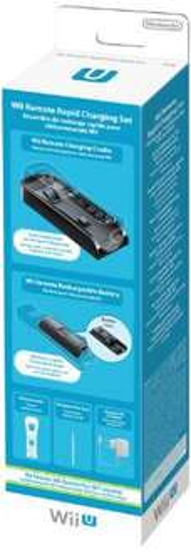 Remote Controller Oplader Set Wii + Wii U voor €15,64 @ Amazon.it