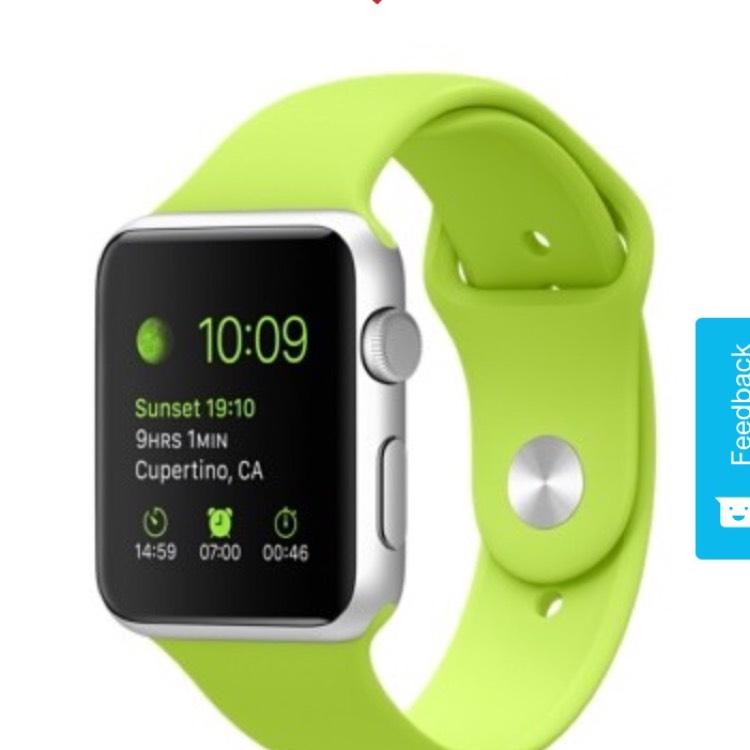 Apple watch voor €299 @ Amac