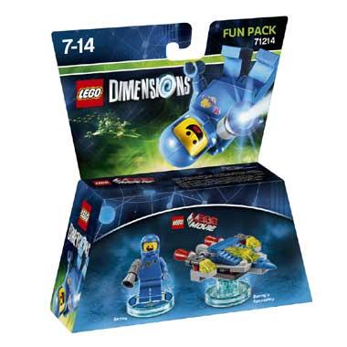 LEGO Dimensions Benny Fun Pack voor €3,99 @ Bart Smit