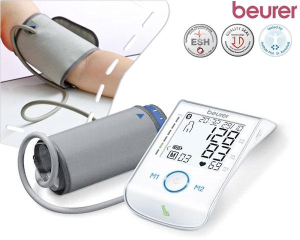 Beurer BM 85 Bloeddrukmeter met Bluetooth @ 1dayfly