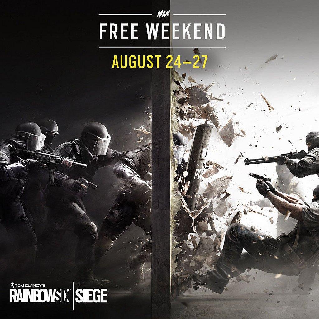 Rainbow Six: Siege dit weekend gratis speelbaar