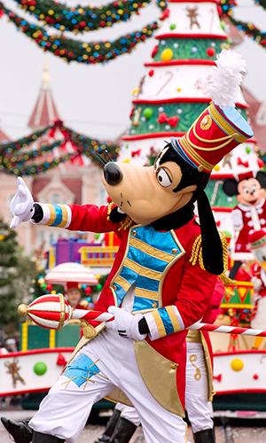 Disneyland Parijs: Veronica VIP arrangement! 3 dagen 2 nachten, vanaf €165  p.p!