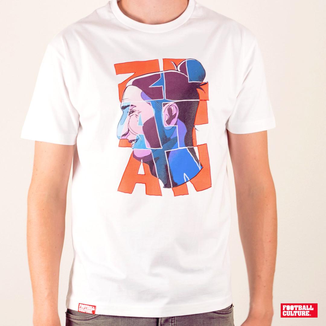 Zlatan Ibrahimovic Shirt Footballculture – S/L/XL/XXL voor €20 @ Footballculture