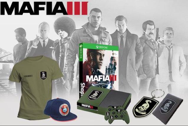 Mafia III Merchandise Pack @ Shopto