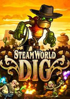 SteamWorld Dig (PC) gratis @ Origin