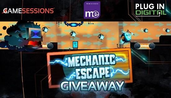 Mechanic Escape gratis @ Gamesessions