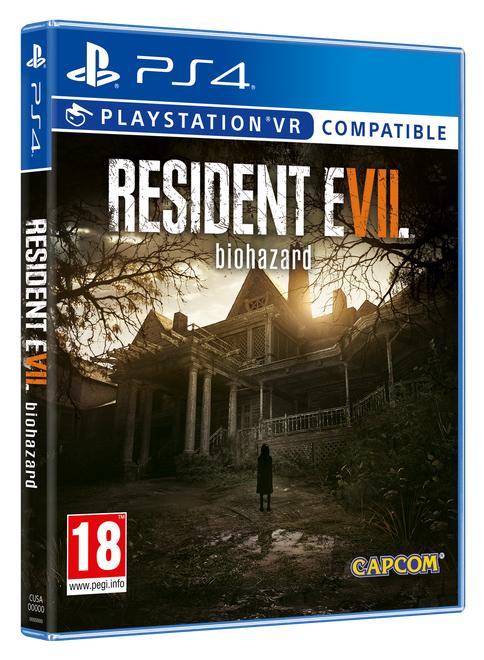 Resident Evil 7 Biohazard (PS4) voor €25,25 @ ShopTo