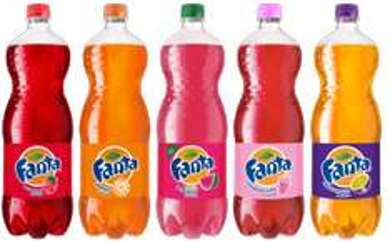 Fanta of Sprite 1.5 literflessen. Alle varianten. Per fles €0,99  (AH)