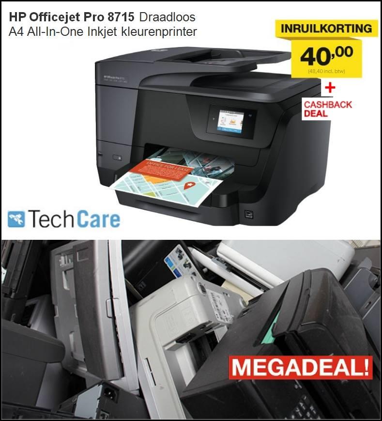 HP Officejet Pro 8715 bij Staples