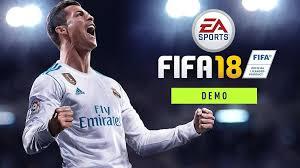 FIFA 18 demo PS4, XBox en PC