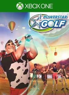 Powerstar Golf (volledige unlock) gratis voor Xbox gold members @ Xbox Store Japan
