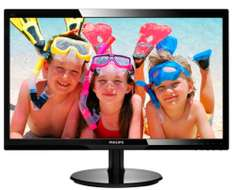Philips LCD-monitor 246V5LHAB/00 voor €31,46 @ SisComputers