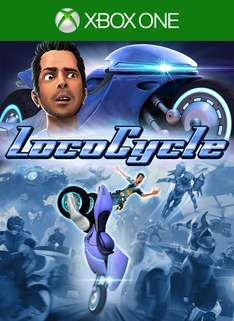 LocoCycle gratis voor Xbox live gold members @ Xbox Store India