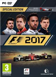 F1 2017 Special Edition (Steam) voor €27,54 @ CDKeys