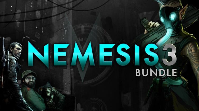 Nemesis Bundle 3 (Steamkeys) vanaf €1 @ Bundlestars
