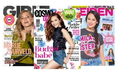 Veel tijdschrift abonnementen met gemiddeld 30% korting (+ extra korting na code/cashback) @ Groupon.nl