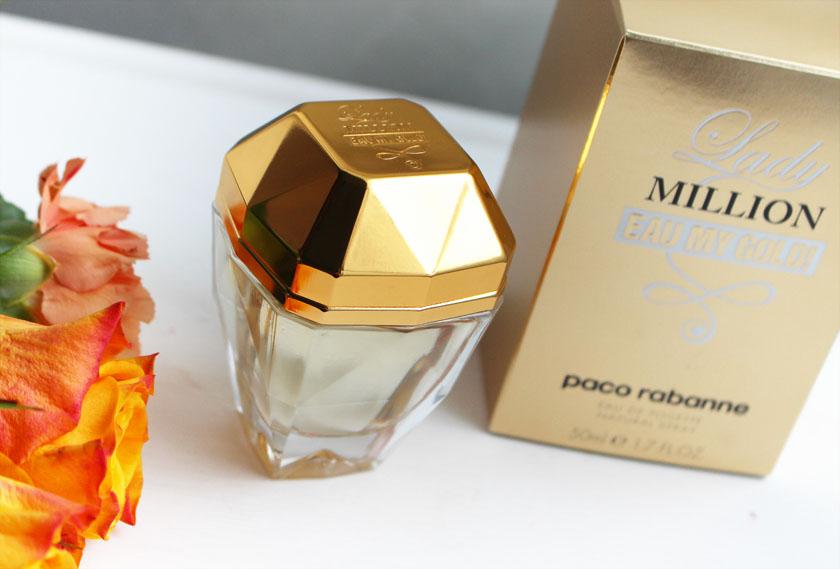 Paco Rabanne Lady Million Eau my Gold 50 ml €21,37 @ Ici Paris XL