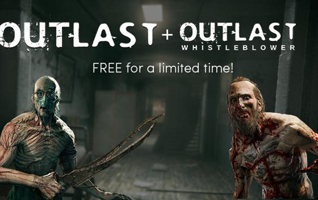 Outlast Deluxe Edition (DRM-Free en Steam-keys) gratis @ Humblebundle
