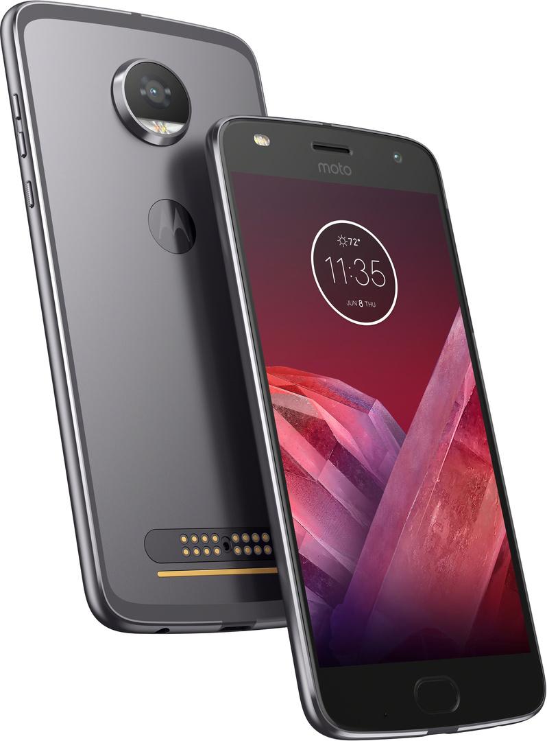 Motorola Moto Z2 Play Grey 4GB/64GB voor €372,64 @ Azerty