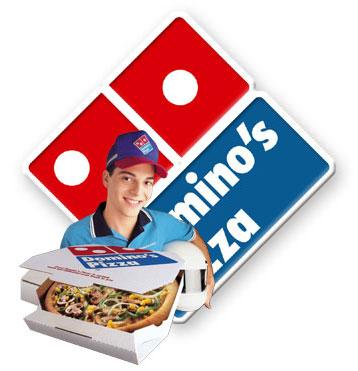Veel korting door couponcodes @ Domino's