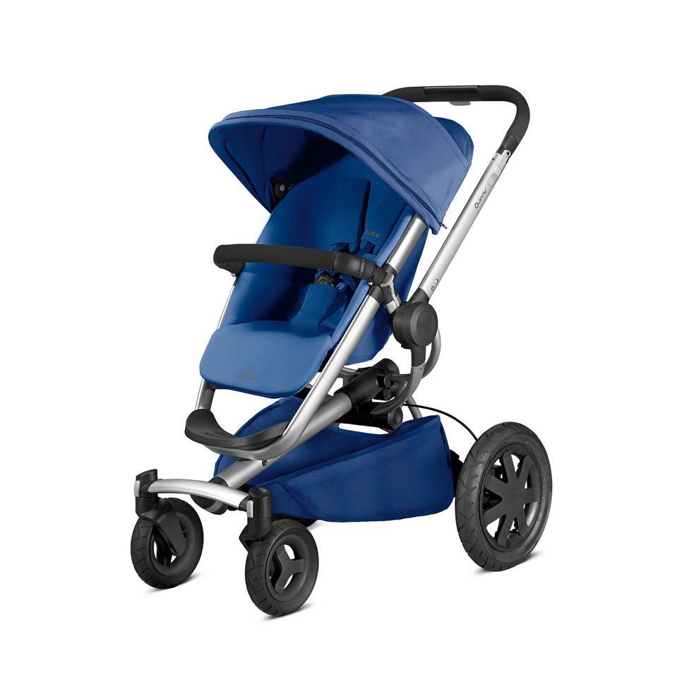 Quinny Buzz Xtra 4 wandelwagen blue base voor €199 @ Wehkamp
