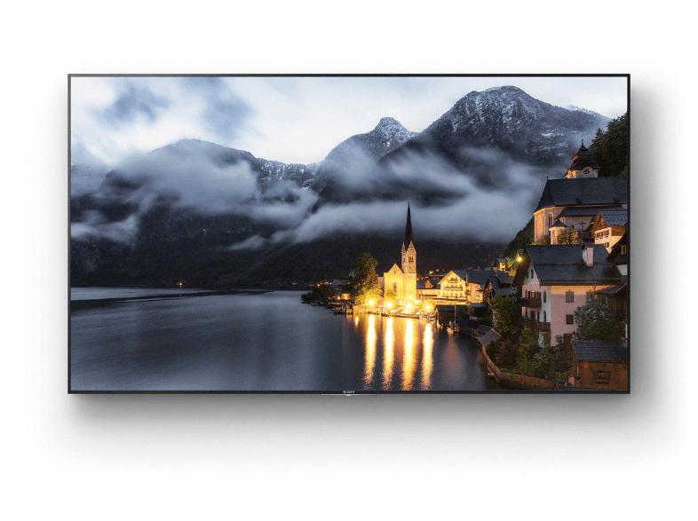 Sony KD-49XE9005 Zwart @ Hofma
